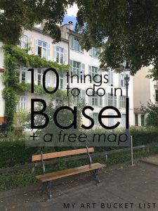 10 things to do in Basel