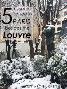 Paris besides the Louvre