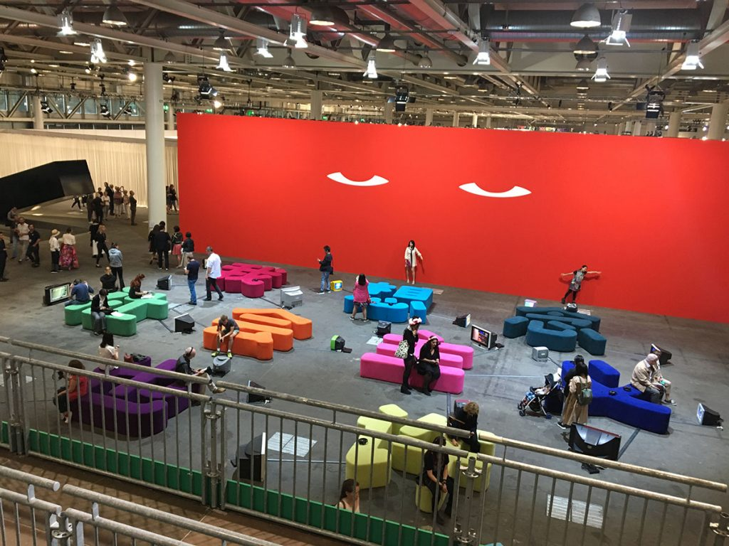 What is an art fair? Art Basel