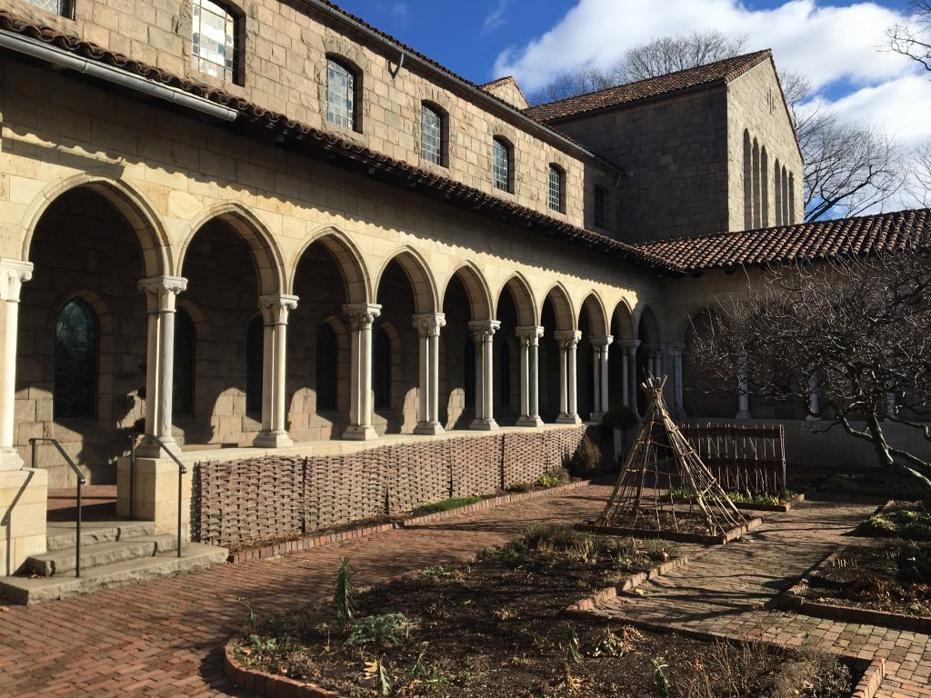 My art bucket list - The Cloisters - New York