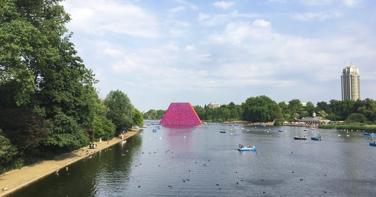 5 art places in London besides the Tate modern + a free map!