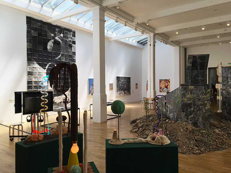 My art bucket list - Whitechapel Gallery - London, England