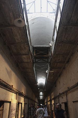Philadelphia Eastern State Penitentiary My art bucket list