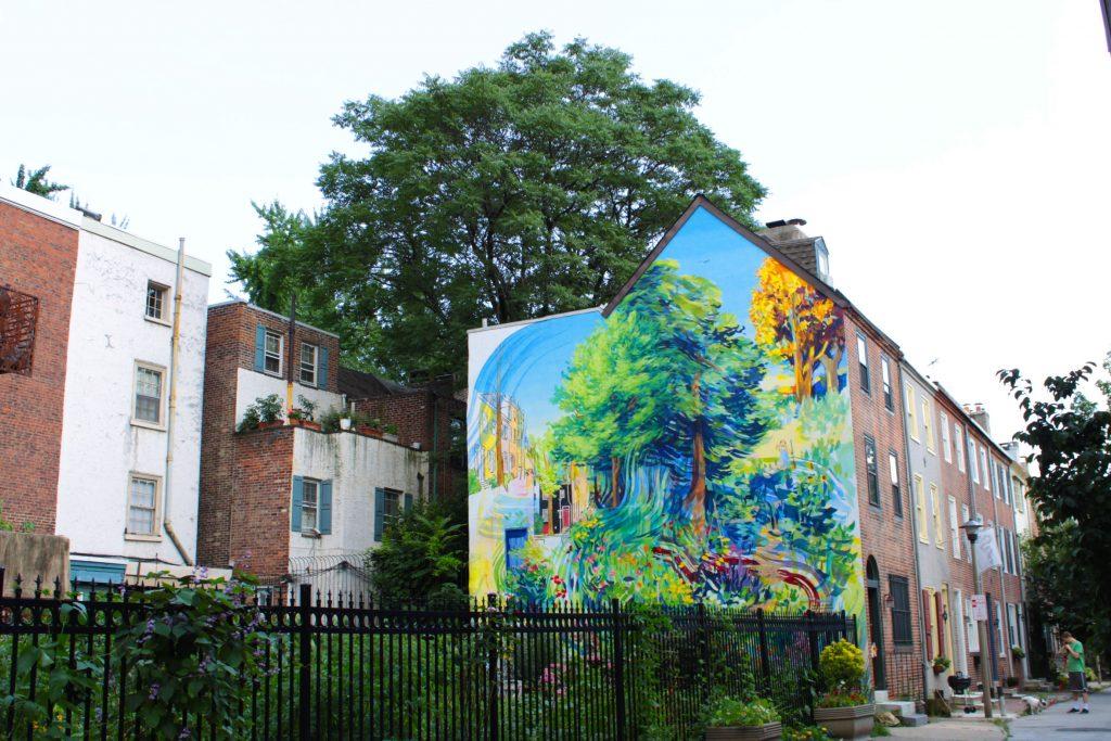 Philadelphia Mural Arts My art bucket list