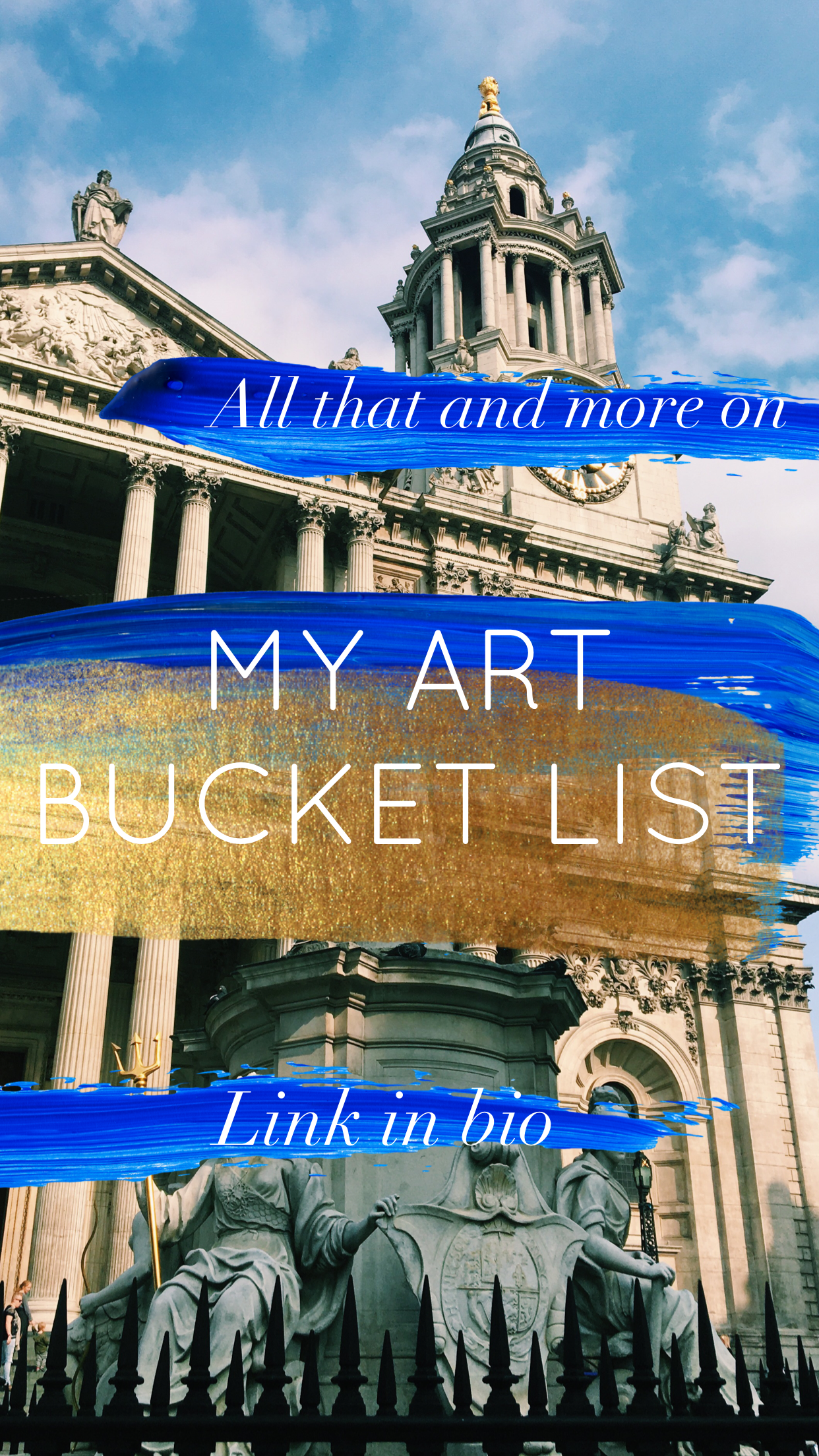 My art bucket list How to get creative on your phone: my favorite apps