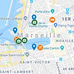 My art bucket list MAP Marseille