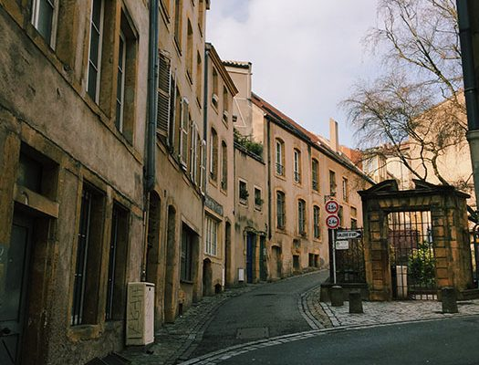 my art bucket list 3 art places in Metz, France