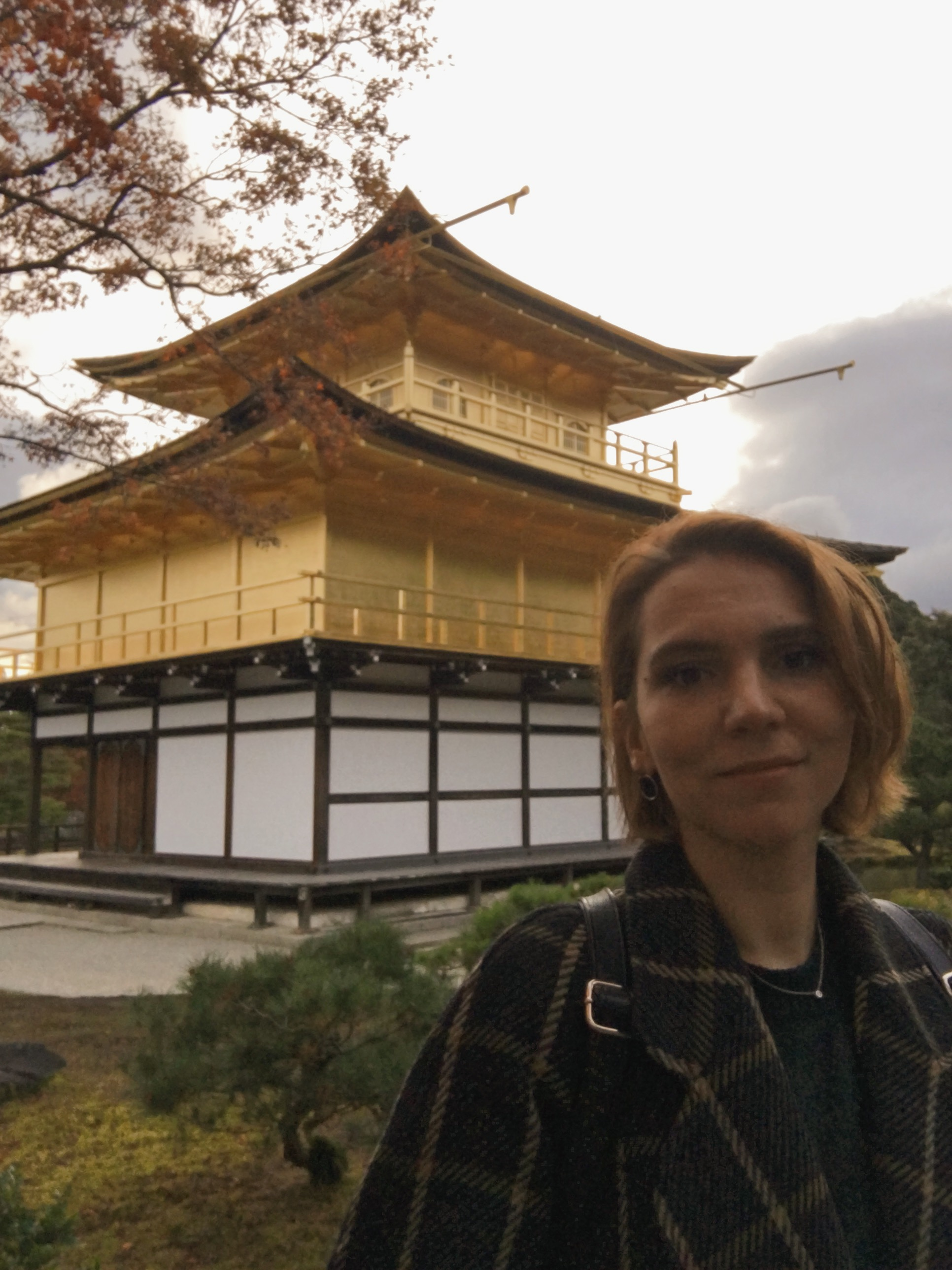 my art bucket list kyoto agathe kinkakuji